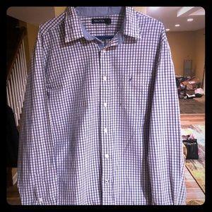 Nautica Button Down Dress Shirt